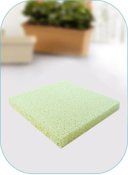3D cushion pads