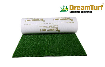 Grass mat for gold mining industry - TJTQ-024