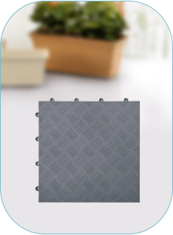 PP Interlocking tiles(solid surface)