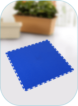 PVC Interlocking tiles(solid surface)